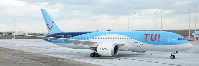 DSC_2990 Boeing 787-8 Dreamliner OO-LOE TUI Airlines Belgium © Hubert Creutzer