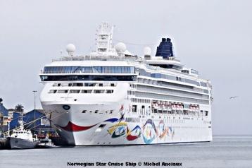 DSC_0036 Norwegian Star Cruise Ship © Michel Anciaux