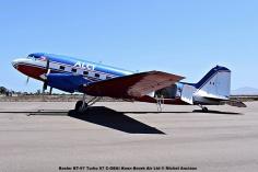 DSC_0038 Basler BT-67 Turbo 67 C-GEAI Kenn Borek Air Ltd © Michel Anciaux
