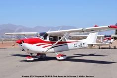 DSC_0044 Cessna 172F Skyhawk CC-KLB Club Aereo de la Serena © Michel Anciaux