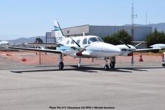 DSC_0050 Piper PA-31T Cheyenne CC-PFD © Michel Anciaux