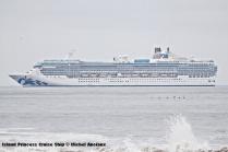 DSC_0055 Island Princess Cruise Ship © Michel Anciaux