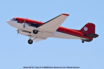 DSC_0061 Basler BT-67 Turbo 67 C-GKKB Kenn Borek Air Ltd © Michel Anciaux