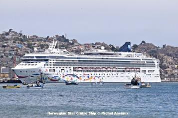 DSC_0079 Norwegian Star Cruise Ship © Michel Anciaux
