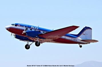 DSC_0087 Basler BT-67 Turbo 67 C-GEAI Kenn Borek Air Ltd © Michel Anciaux