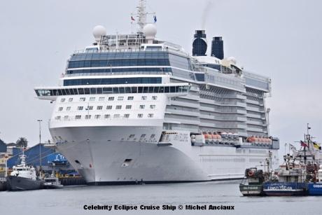 DSC_0089 Celebrity Eclipse Cruise Ship © Michel Anciaux