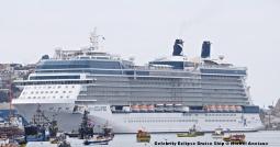 DSC_0105 Celebrity Eclipse Cruise Ship © Michel Anciaux