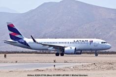 DSC_0131 Airbus A320-271N (Neo) CC-BHD LATAM © Michel Anciaux