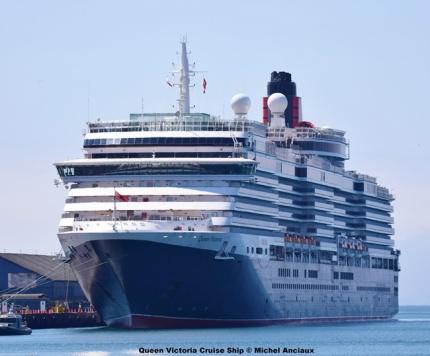 DSC_0132 Queen Victoria Cruise Ship © Michel Anciaux