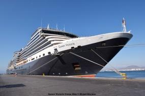DSC_0241 Queen Victoria Cruise Ship © Michel Anciaux