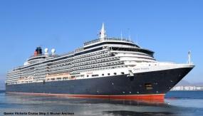DSC_0279 Queen Victoria Cruise Ship © Michel Anciaux