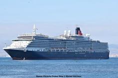 DSC_0308 Queen Victoria Cruise Ship © Michel Anciaux