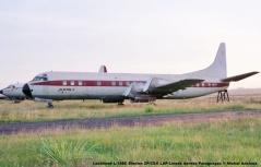 03 Lockheed L-188AC Electra ZP-CBX LAP-Lineas Aereas Paraguayas © Michel Anciaux