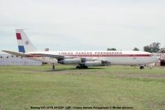 04 Boeing 707-321B ZP-CCF LAP - Lineas Aereas Paraguayas © Michel Anciaux