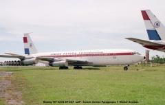 05 Boeing 707-321B ZP-CCF LAP - Lineas Aereas Paraguayas © Michel Anciaux
