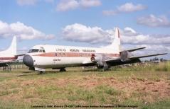 05 Lockheed L-188C Electra ZP-CBY LAP-Lineas Aereas Paraguayas © Michel Anciaux