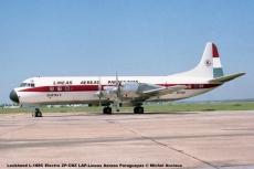 09 Lockheed L-188C Electra ZP-CBZ LAP-Lineas Aereas Paraguayas © Michel Anciaux