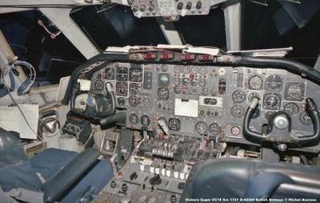 1046 Vickers Super VC10 Srs 1151 G-ASGH British Airways © Michel Anciaux