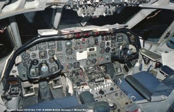 1049 Vickers Super VC10 Srs 1151 G-ASGH British Airways © Michel Anciaux