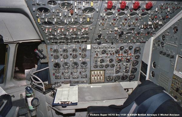 1050 Vickers Super VC10 Srs 1151 G-ASGH British Airways © Michel Anciaux