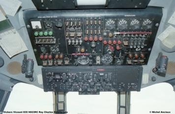 1062 Vickers Vicount 835 N923RC Ray Charles Enterprises © Michel Anciaux