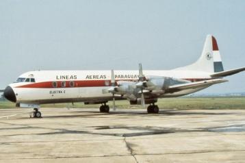 15 Lockheed L-188C Electra ZP-CBZ LAP-Lineas Aereas Paraguayas © Michel Anciaux