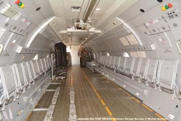 DSC_1053 Antonov An-132D UR-EXK Antonov Design Bureau © Michel Anciaux
