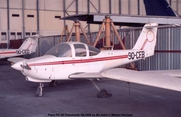 img305 Piper PA-38 Tomahawk 9Q-CEB ex Air Zaire © Michel Anciaux