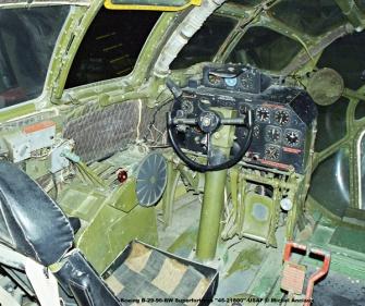 img452 Boeing B-29-96-BW Superfortress ''45-21800'' USAF © Michel Anciaux