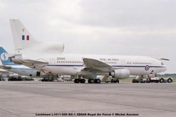 img467 Lockheed L1011-500 KC-1 ZD949 Royal Air Force © Michel Anciaux