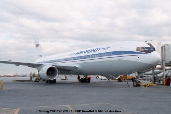 img520 Boeing 767-3Y0 (ER) EI-CKE Aeroflot © Michel Anciaux