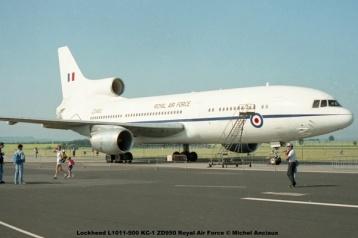 img578 Lockheed L1011-500 KC-1 ZD950 Royal Air Force © Michel Anciaux