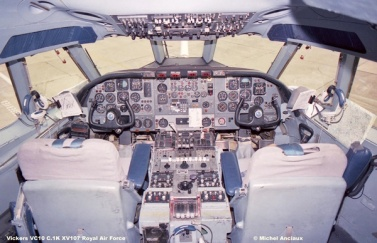 img793 Vickers VC10 C.1K XV107 Royal Air Force © Michel Anciaux