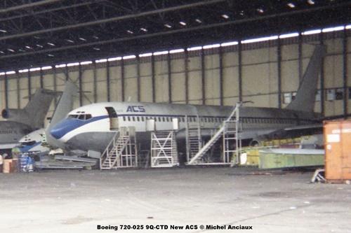 img816 Boeing 720-025 9Q-CTD New ACS © Michel Anciaux