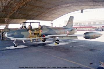 002 Embraer EMB-326GB (AT-26 Xavante) ''1004'' Fuerza Aérea Paraguaya © Michel Anciaux