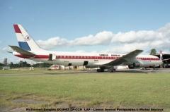 004 McDonnell Douglas DC-8-63 ZP-CCH LAP - Lineas Aereas Paraguayas © Michel Anciaux