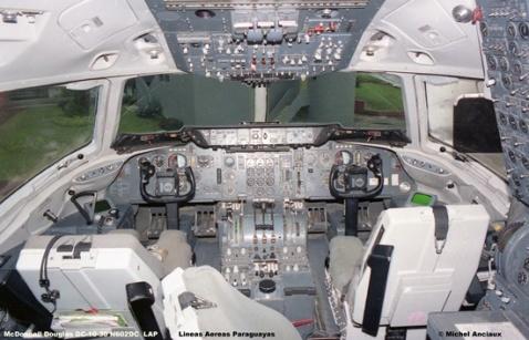 04 McDonnell Douglas DC-10-30 N602DC LAP - Lineas Aereas Paraguayas © Michel Anciaux