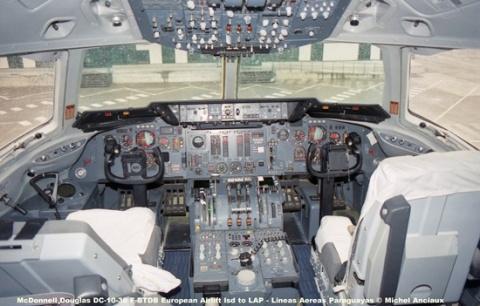 10 McDonnell Douglas DC-10-30 F-BTDB European Airlift lsd to LAP - Lineas Aereas Paraguayas © Michel Anciaux