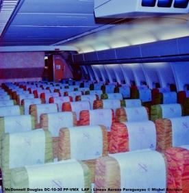 17 McDonnell Douglas DC-10-30 PP-VMX LAP - Lineas Aereas Paraguayas © Michel Anciaux