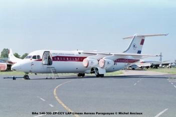img1084 BAe 146-300 ZP-CCY LAP-Lineas Aereas Paraguayas © Michel Anciaux