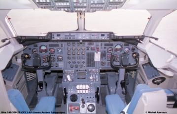 img1089 BAe 146-300 ZP-CCY LAP-Lineas Aereas Paraguayas © Michel Anciaux
