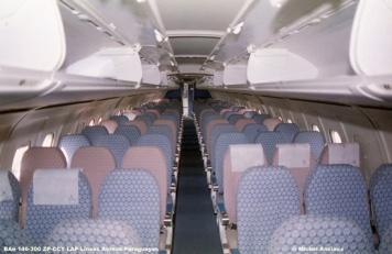 img1091 BAe 146-300 ZP-CCY LAP-Lineas Aereas Paraguayas © Michel Anciaux