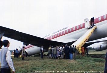 img141 McDonnell Douglas DC-8-61 ZP-CCR LAP - Lineas Aereas Paraguayas © Genus-Ceupens