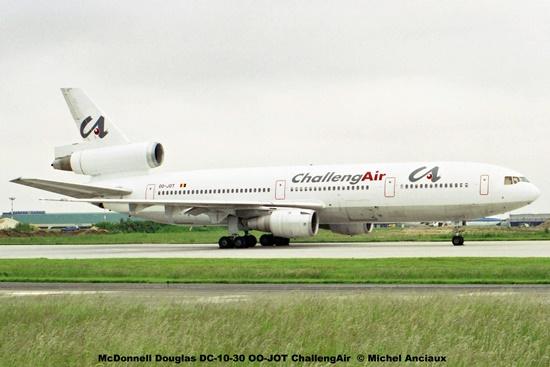img678 McDonnell Douglas DC-10-30 OO-JOT ChallengAir © Michel Anciaux