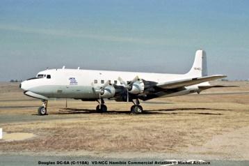 img1059 Douglas DC-6A (C-118A) V5-NCC Namibia Commercial Aviation © Michel Anciaux