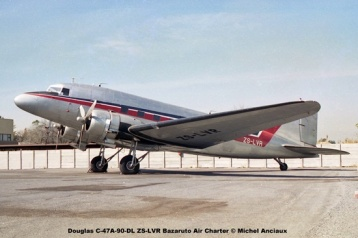img1060 Douglas C-47A-90-DL ZS-LVR Bazaruto Air Charter © Michel Anciaux