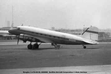 img1061 Douglas C-47A-90-DL N5000E Swiflite Aircraft Corporation © Alain Anciaux