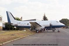 img1061 Grumman G-159 Gulfstream I 3D-ARF Trans Air Charter © Michel Anciaux