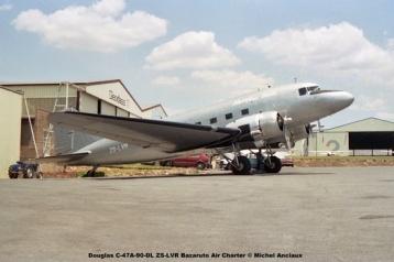 img1062 Douglas C-47A-90-DL ZS-LVR Bazaruto Air Charter © Michel Anciaux