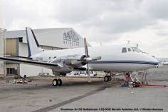 img1062 Grumman G-159 Gulfstream I ZS-OOE Merafe Aviation Ltd. © Michel Anciaux